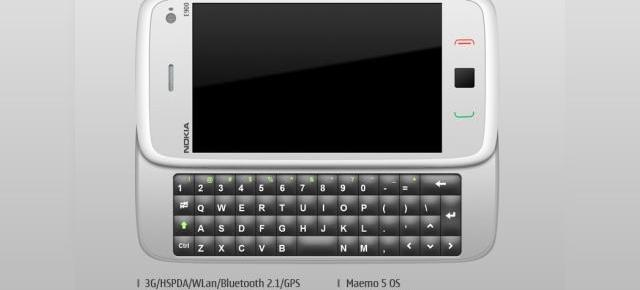 Nokia E900, terminalul pe care il asteptam la Nokia World 2009?