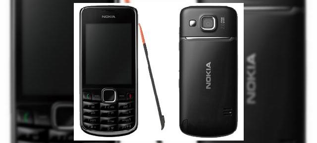 Nokia 3208c, un telefon cu touchscreen si specificatii modeste
