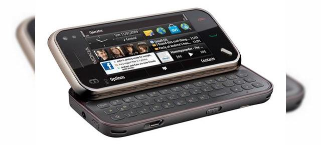 Nokia N97 Mini confirmat acum cateva minute, la Nokia World 2009!