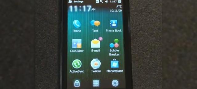 Acer neoTouch prezinta Windows Mobile 6.5 in actiune (Video)