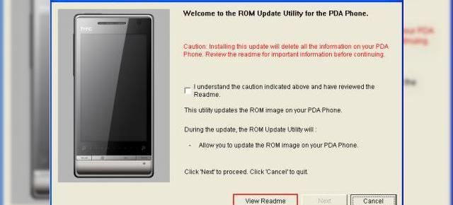 HTC Touch Diamond2 primeste un upgrade de ROM: WM 6.5