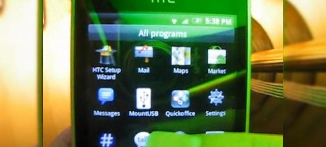 Android 2.1 testat pe un HTC Hero, in varianta europeana (Video)
