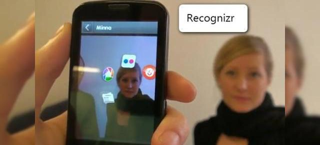 Recognizr, o aplicatie de recunoastere faciala si augmented reality (Video)
