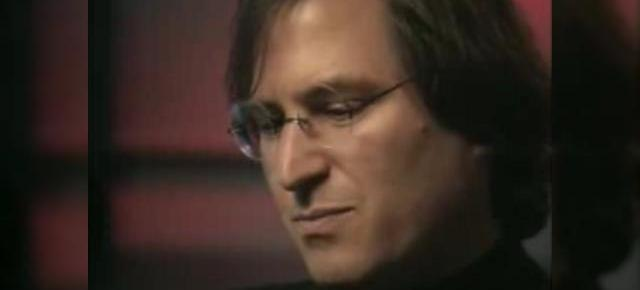 Steve Jobs, de acord cu furtul de tehnologie... dar nu si cand Apple o pateste (Video)