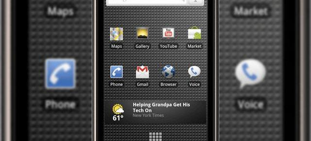 Developerii Android cu performante primesc un Nexus One sau Moto Droid gratis!