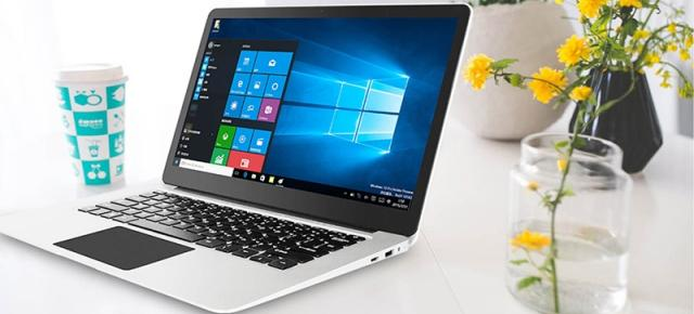 Laptop-ul Jumper EZBook 3 Pro are un preț special pe GeekBuying! Rulează Windows 10 și are 6 GB RAM