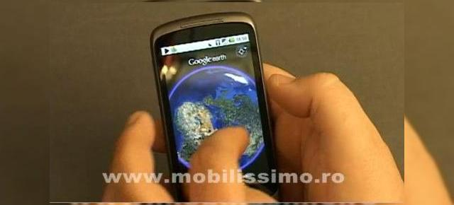 Google Nexus One, intr-o recenzie Mobilissimo.ro - Partea 2 (video)