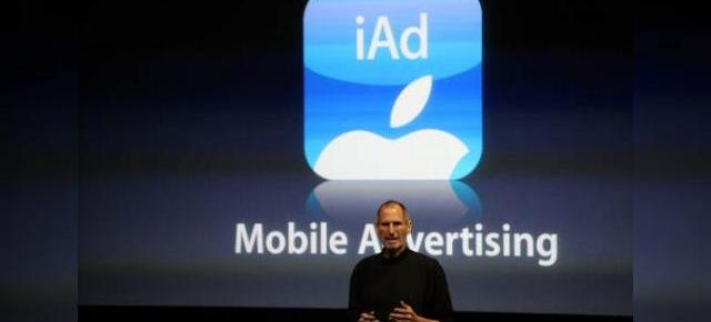 Apple lanseaza serviciul de advertising iAd (Video)