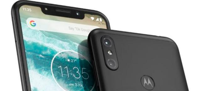 Motorola One Power are specificaţiile finale detaliate; Pachet hardware mid-range și Android One la bord
