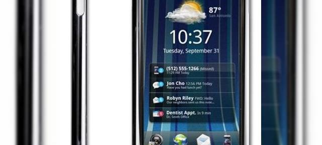 Dell Flash, un smartphone Android 2.2 cu un design placut