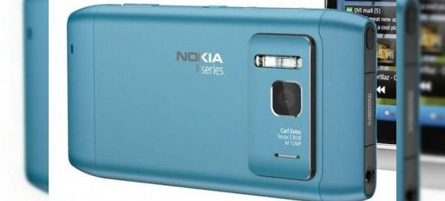 Nokia N8 isi prezinta functia de captura video 720p HD (Video)