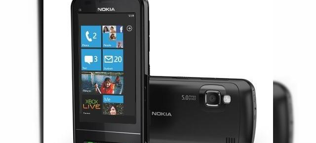 Nokia pregateste un telefon cu Windows Phone 7?