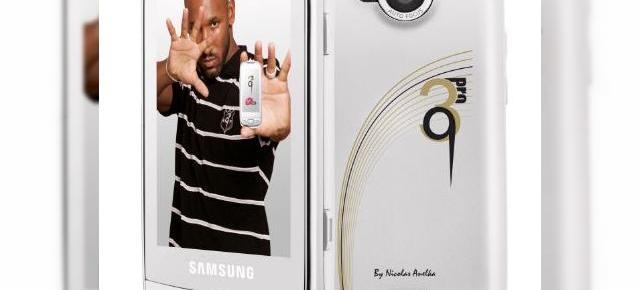 Playerul media Samsung Player 5 Anelka, gata de Cupa Mondiala
