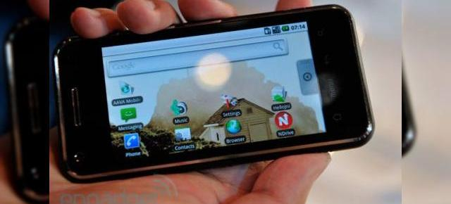 Un smartphone bazat pe platforma Intel Moorestown, prezentat la Computex 2010 (Video)