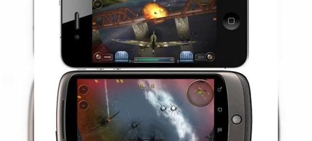 Jocul Skies of Glory uneste iPhone-ul cu terminalele Android intr-o sesiune de gaming multiplayer (Video)