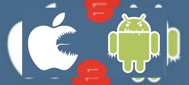 Android ajunge din urma iPhone, performantele sale negate de presa?