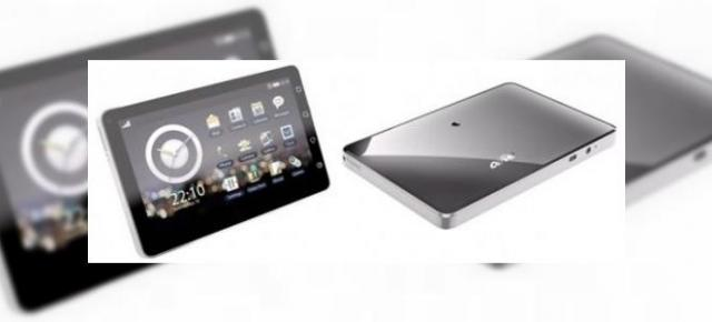 Tabletul Olivepad, un handset Android extra large?