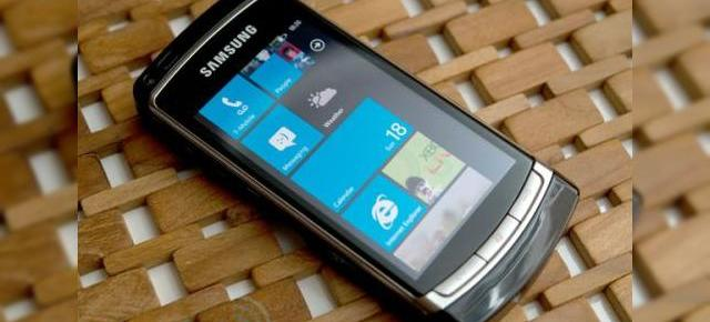 Un preview amanuntit al lui Windows Phone 7