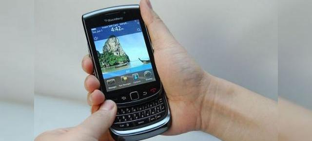 BlackBerry 9800 Slider va fi lansat in data de 3 august?