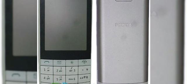 Nokia X3-02, un model mid-range scapat pe web in China