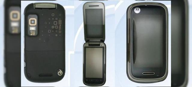 Motorola XT806, un nou model Android cu clapeta isi face aparitia in China