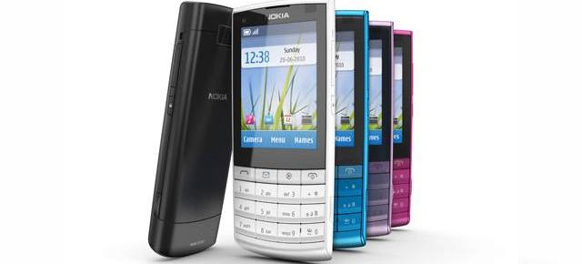 Nokia X3 Touch and Type anuntat azi, un nou format super slim de handset