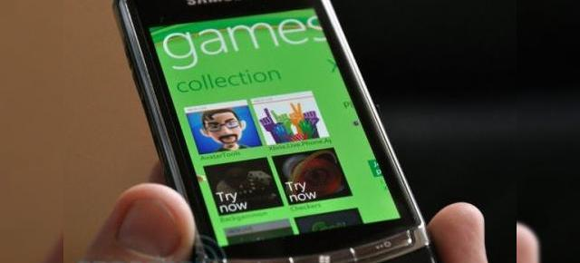 Preview al lui Xbox Live, in varianta mobila pe Windows Phone 7 (Video)