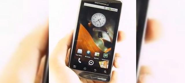 Motorola Droid 2, intr-o recenzie detaliata PhoneArena (Video)
