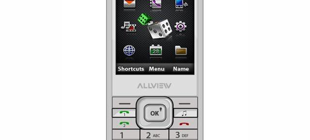 Allview M5 Music, un nou telefon dual SIM made in Romania
