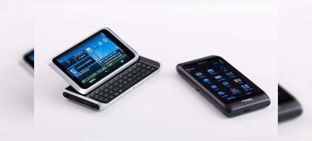 Nokia E7, in sfarsit o combinatie decenta de touchscreen si QWERTY, prezentat la Nokia World 2010