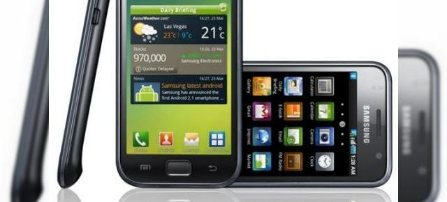 Samsung Galaxy S va rula Android 2.2 Froyo din 23 septembrie!