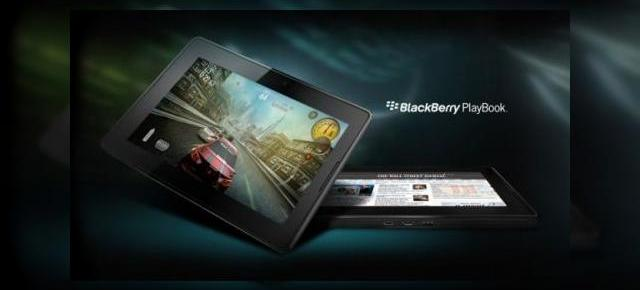 Tabletul BlackBerry este real! BlackBerry PlayBook, inovatia lunii, de la RIM (Video)