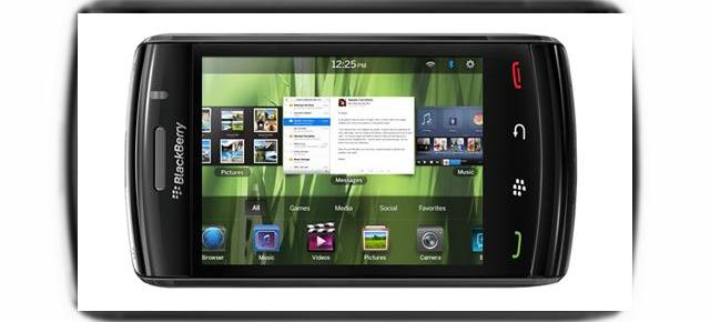 Renuntam la BlackBerry OS in favoarea platformei de pe tabletul PlayBook?