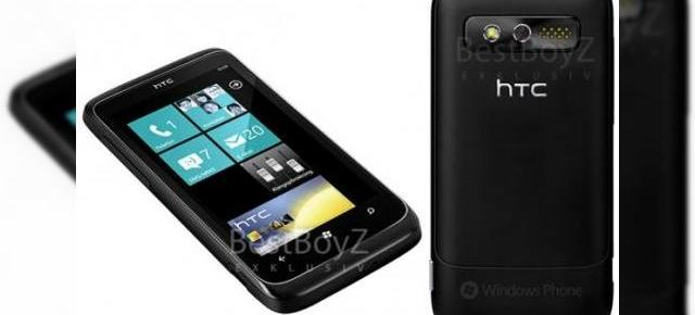 HTC Mondrian vorbeste germana; inca un terminal Windows Phone 7 gata de lansare