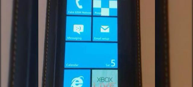 HTC HD2 ruleaza Windows Phone 7?! (Video)