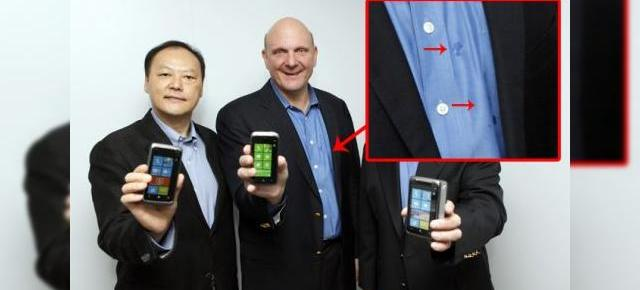 Efectul Pavlov: Steve Ball(e)mer emotionat de HTC-urile WP7?