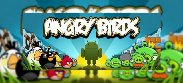 Jocul Angry Birds disponibil gratuit pe Android