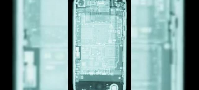 iPhone 3GS la radiografie; cinste inginerilor si migalei! (Video)
