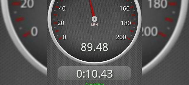 Masoara performantele masinii tale cu aplicatia Car Performance Free (Android)