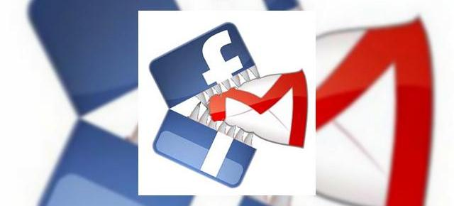 Facebook Mail, Gmail killer lansat maine?