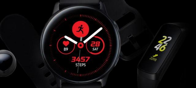 Samsung va lansa pe lângă ceasul Galaxy Watch Active și două brățări fitness numite Galaxy Fit și Galaxy Fit E