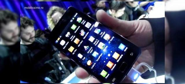 MWC 2011: Samsung Galaxy S II Într-o experiență hands-on Mobilissmo, direct din Barcelona (Video)