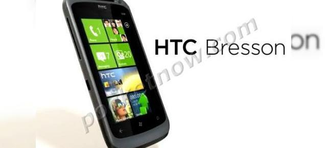 HTC Bresson, un telefon Windows Phone 7 cu cameră de 16 megapixeli