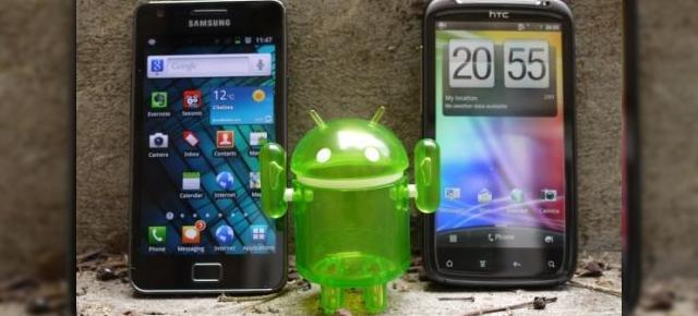 HTC Sensation versus Samsung Galaxy S II - duelul procesoarelor dual core (Video)