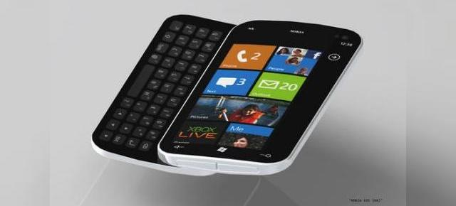 Nokia lucrează la un prim model Windows Phone QWERTY, conform zvonurilor