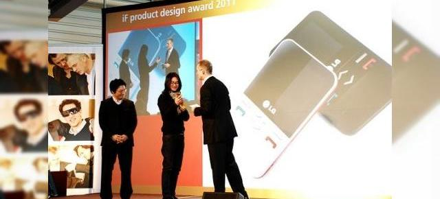 LG Pico, mini telefonul premiant la iF Product Design 2011