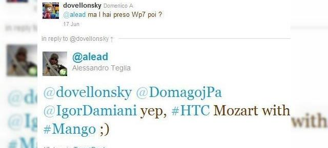 Windows Phone 7 Mango rulează deja pe unele modele HTC HD7 și HTC 7 Mozart (Video)