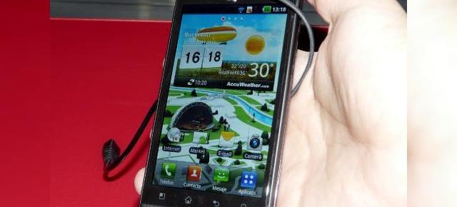 Primul telefon 3D din România Într-un preview Mobilissimo: LG Optimus 3D la Orange Concept Store (Video)