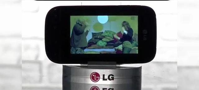 LG Optimus Pro și Optimus Net anunțate oficial În Italia (Video)