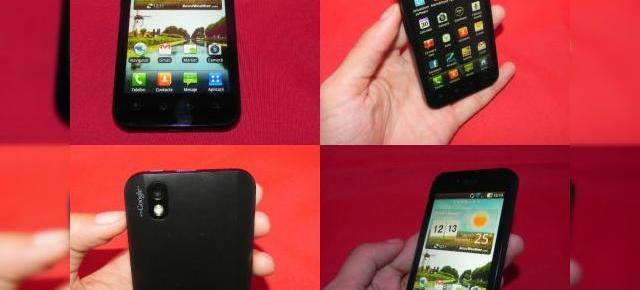 LG Optimus Black - un smartphone care ar fi fost hit În 2010